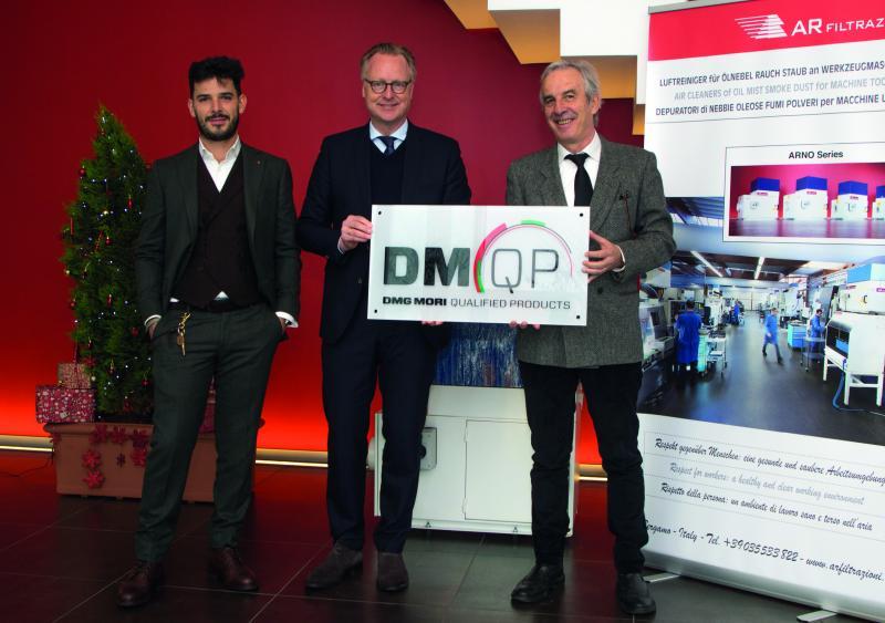 Expansion of the versatile DMQP portfolio