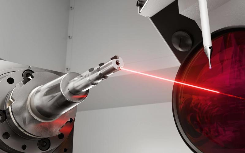 VOLLMER schärft Werkzeuge mit Laserlicht