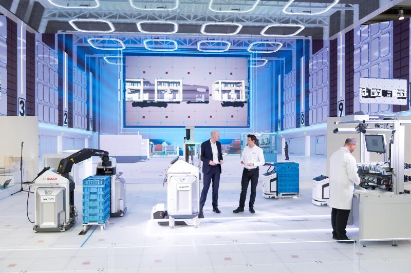 Bosch Rexroth erzielt 2019 stabilen Umsatz auf Rekordjahrniveau