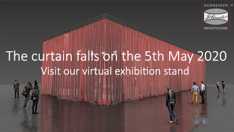 Order your ticket today from 6:00 pm for the virtual trade fair opening on 05 May 2020 from 9:00 am.