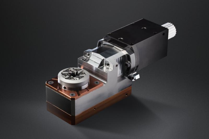 Das von Horn entwickelte JET-Wirbeln zur Herstellung von genauen und formstabilen Knochenschrauben aus Titan und rostfreien Stählen ermöglicht hohe Standzeiten und verhindert den Spänestau.