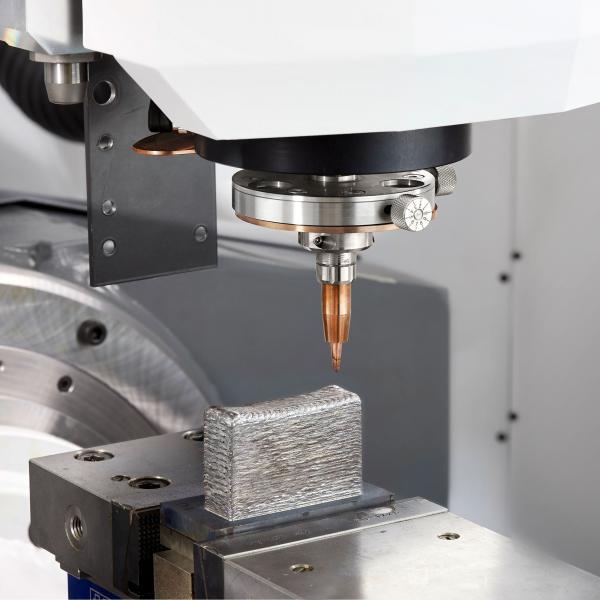Freut sich auf den Fachdialog: Axel Boi, Head of Additive Manufacturing CHIRON Group.
