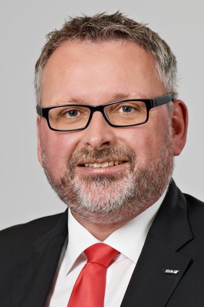 Martin Göbel, neuer Leiter der Messeabteilung im VDW