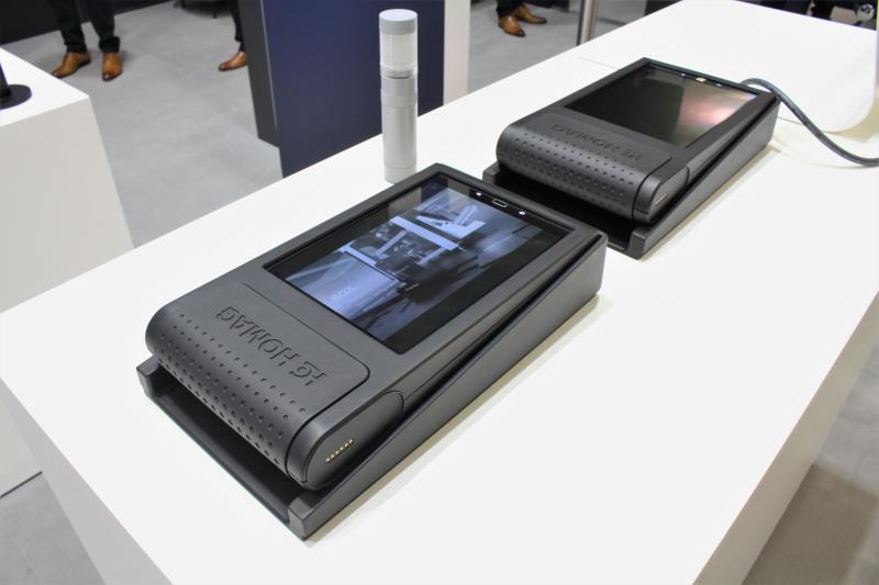 Bring your own device! Mobile Anzeigen- und Bedieneinheiten unterstützen die Industrie 4.0