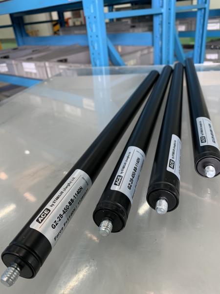 ACE setzte sich mit den Gaszugfedern schon vor der Coronapandemie bei Wandong in Tests als leistungsstärkster Hersteller durch und bestätigte diesen Rang während der Krise durch beispielhafte Lieferbereitschaft und Qualität