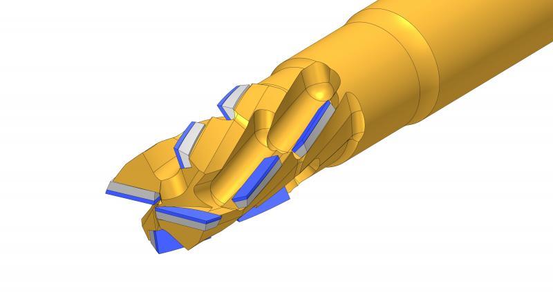 LACH DIAMANT erweitert Dia-Schärf-Kapazität für Holz-und Kunststoff-Werkzeuge