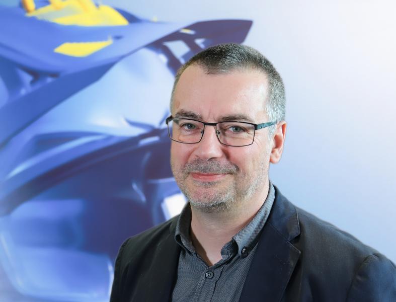 Hagen Rühlich, Technischer Direktor bei OPEN MIND