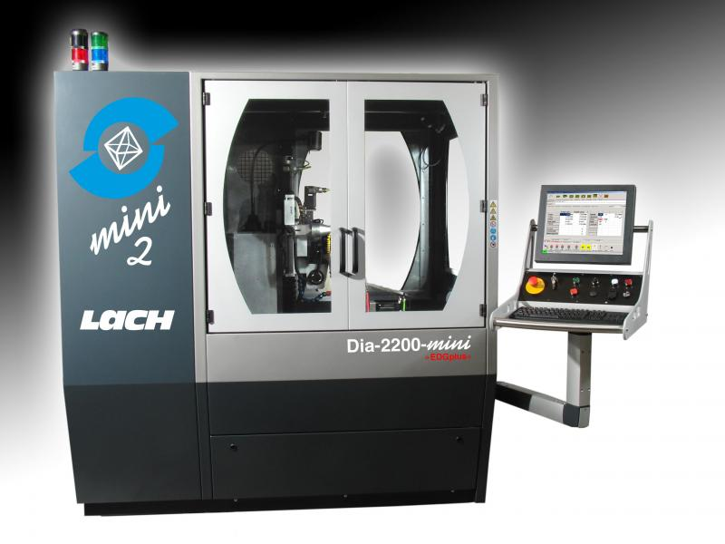 LACH DIAMANT expands Sharpening and Grinding Service for Diamond-wood, -plastic tools and for cuttin