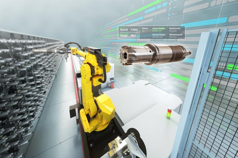 New releases of the Gantry Tool Storage (GTS) system and Manufacturing Management Software (MMS) from Fastems are designed to significantly increase manufacturing efficiency, enhance ergonomics and improve overall user experience.