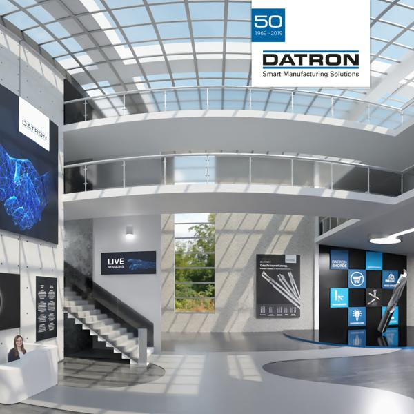 DATRON Digital Experience Days 2.0  - Smart People - Smart Products - Smart Technologies