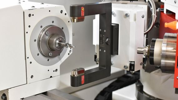 State-of-the-art laser process measuring technology for precision machining