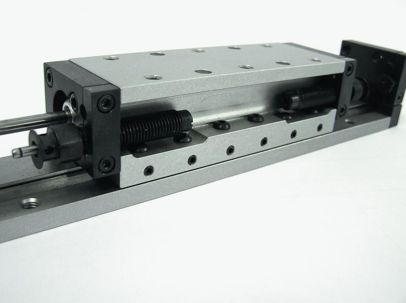 Kleinstoßdämpfer von ACE: leicht in Linearmodule zu integrieren und überzeugend durch Kompaktheit, Qualität, Präzision, Leistungsstärke, Verfügbarkeit und 24-Stunden-Service