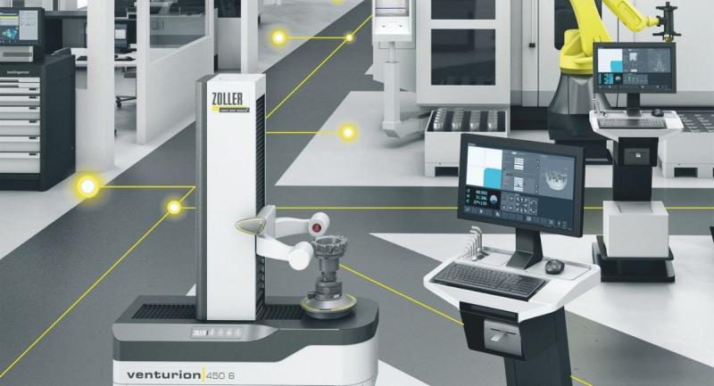 ZOLLER – Vom Maschinenhersteller zum Enabler der Digitalisierung