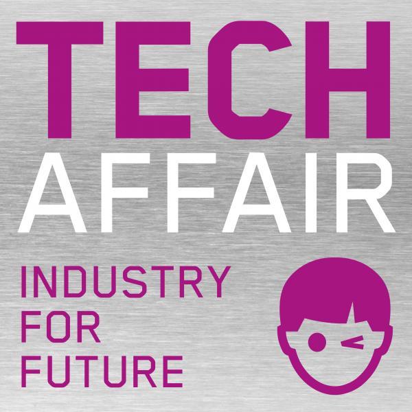 Tech Affair ist der VDW-Podcast zur zukunftsfähigen Industrie. Wissenschaftler sprechen mit Praktikern über aktuelle Entwicklungen und Ideen für eine Industrie mit und für Menschen.
