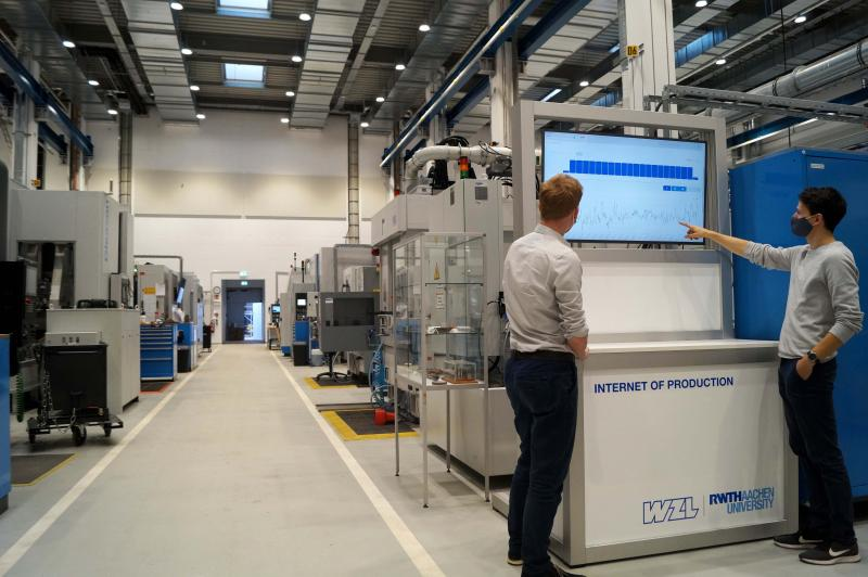 WZL implementiert erfolgreich sicheren Prototypen für einen dezentralen, unternehmensübergreifenden IoT-Datenraum nach GAIA-X-Vorbild