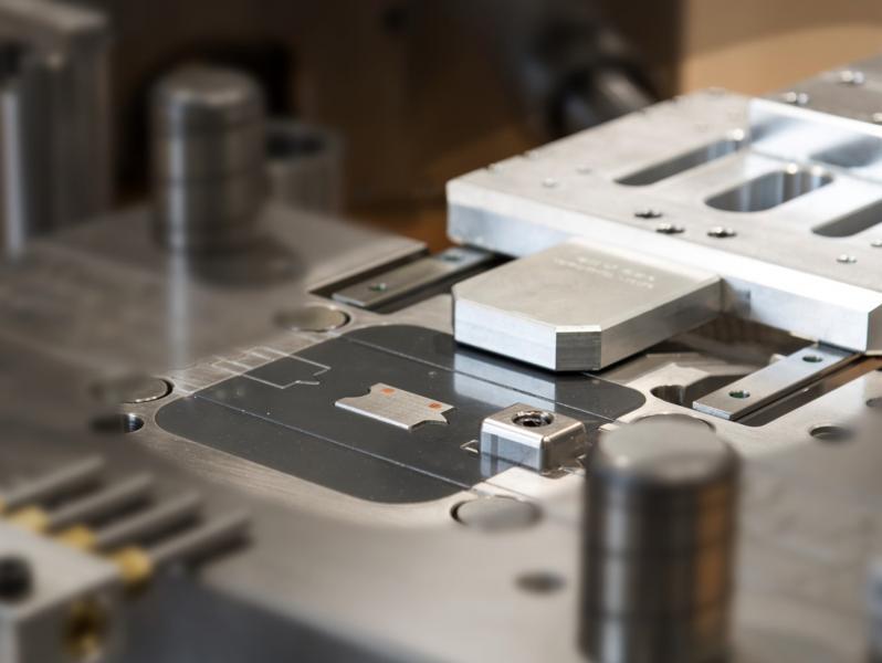 WZL erforscht Potenziale von Räumkonzepten beim Feinschneiden in der vernetzten Produktion
