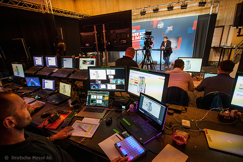 Digital events: No permanent alternative for most exhibitors in Germany