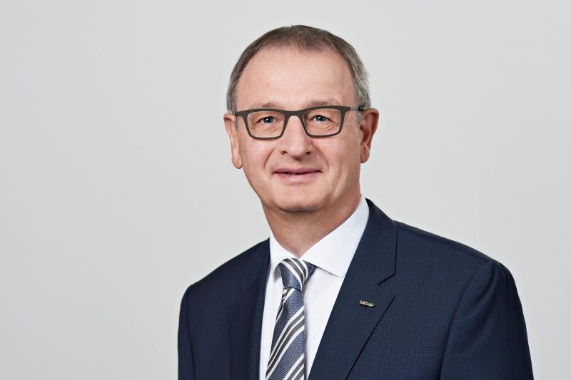 Wilfried Schäfer, Geschäftsführer des VDW