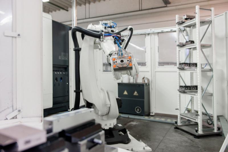 AMF-Kunden in den neu erschlossenen Branchen sind sehr offen für Lösungen in der Automatisierung und Prozessoptimierung