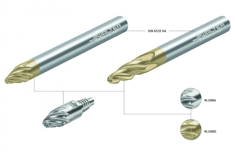 New MD838 and MD839 Supreme circle segment milling cutters from Walter