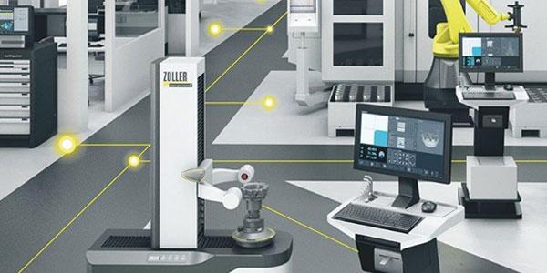 ZOLLER – From machine manufacturer to digitalization enabler