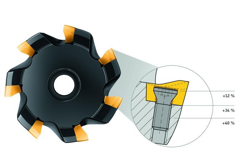 Walter komplettiert neues Xtra·tec® XT M5130 Eckfräser-Programm