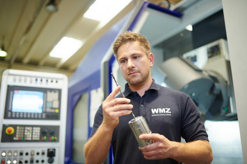 WMZ GmbH geht voran in neuem Look