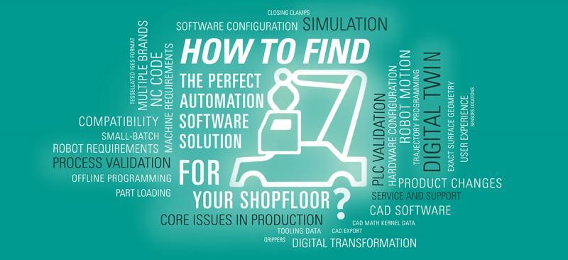 Automatisierungssoftware für Simulation und Offline-Programmierung – Treffen Sie die richtige Wahl!