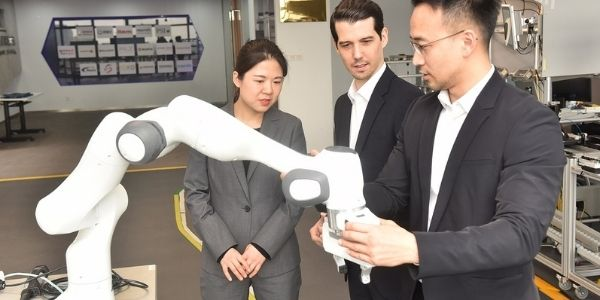 CENIT AG eröffnet Standort in China