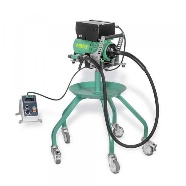 Drives for flexible shafts