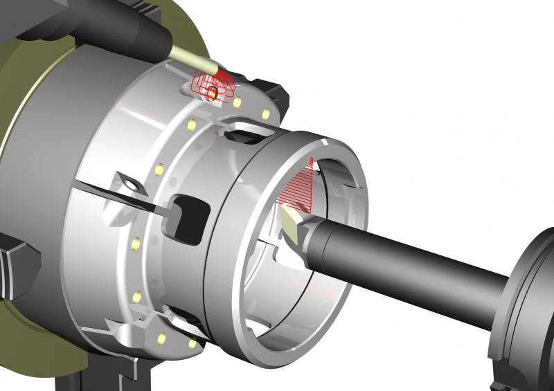 German software manufacturer SCHOTT SYSTEME GmbH offer support for combined multi-axis turn-milling within their Pictures by PC CAD/CAM software.