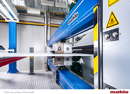Smart solutions for textile finishing Mahlo showcases at ITMA Asia