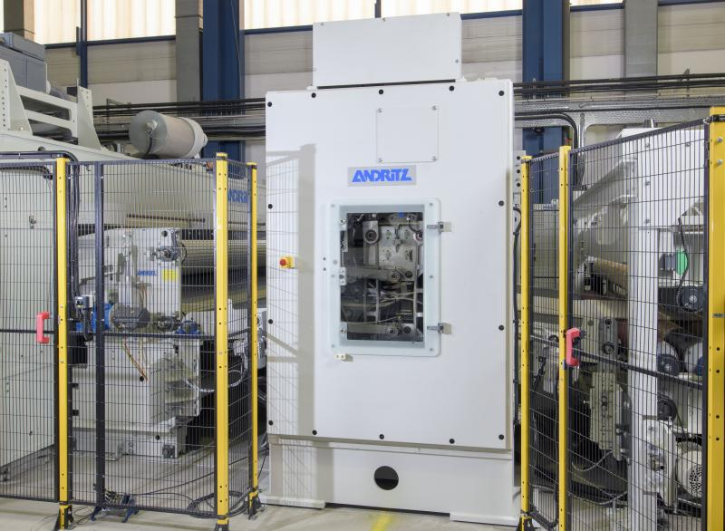 ANDRITZ receives order for an elliptical cylinder pre-needler from Amarande, France