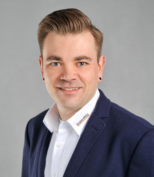 Rico Müller, Projektmanager für CAD/CAM Automation bei OPEN MIND Technologies AG.
