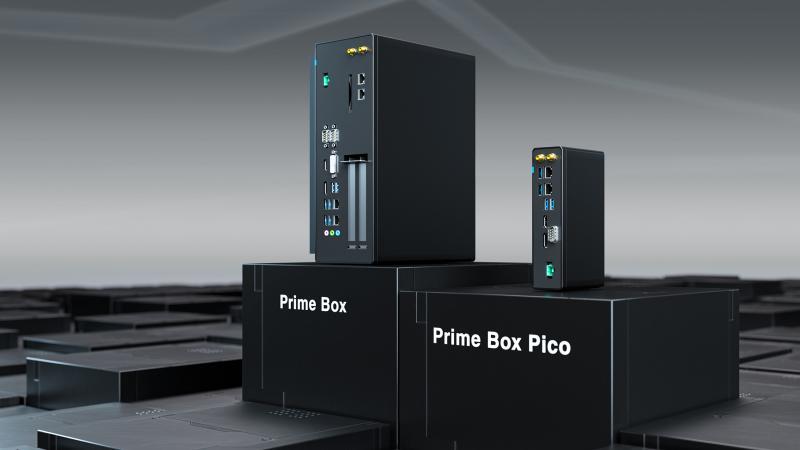 Die industriellen Prime Box-PCs von Schubert System Elektronik sind für verschiedene Applikationen konfigurierbar und zudem Edge Computing fähig.