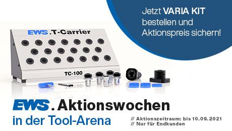 Jetzt Varia Start Kit bestellen und Aktionspreis sichern!