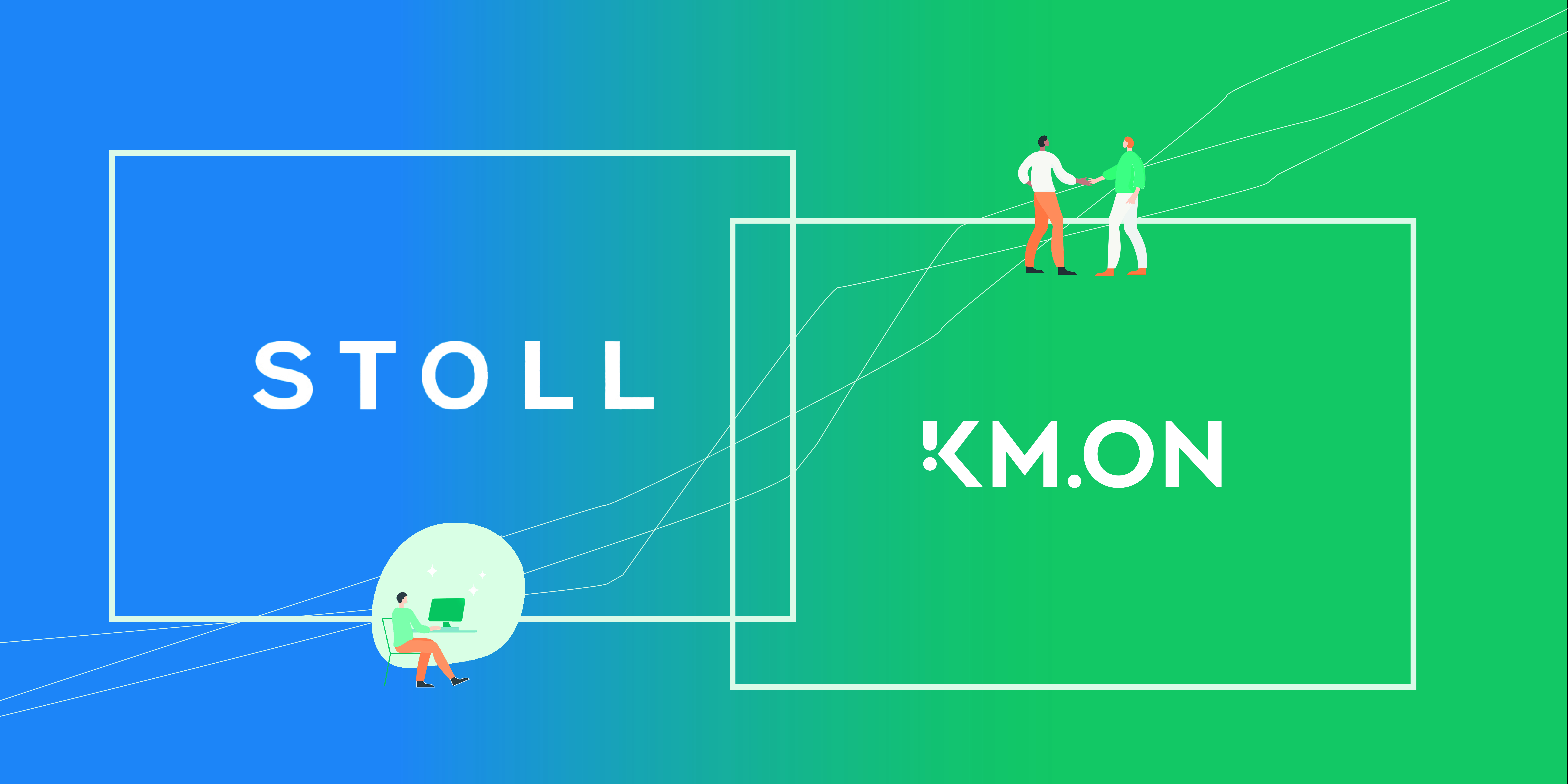 Synergies between STOLL and KM.ON for the benefit of customers