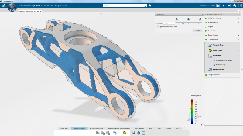 Perfekte Geometrien für den 3D Druck - Megatrend bionische Konstruktion