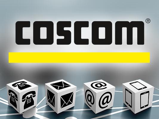 Ihre Zukunftschancen bei COSCOM  - Software-Entwickler (m/w/d)