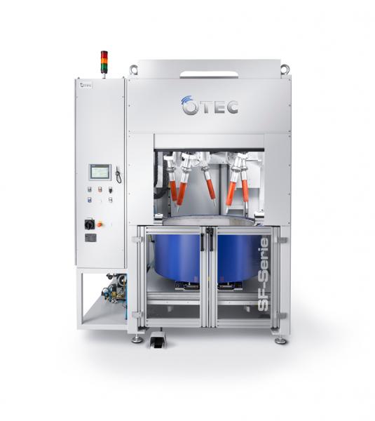 Streamfinish - die umweltschonende Alternative zu chemisch beschleunigten Verfahren