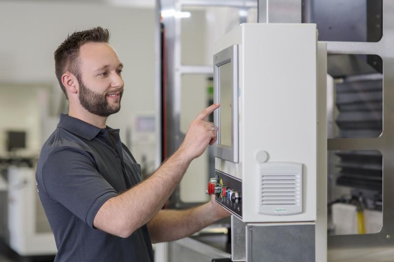 Die Hommel Präzision GmbH eröffnet mit den Sunnen Kreuzschleifsystemen neue Möglichkeiten bei der Bohrungsbearbeitung.