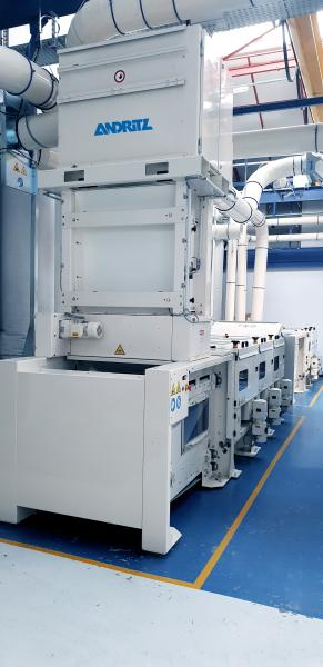 ANDRITZ to supply a complete textile recycling line to Renaissance Textile in Laval, France
