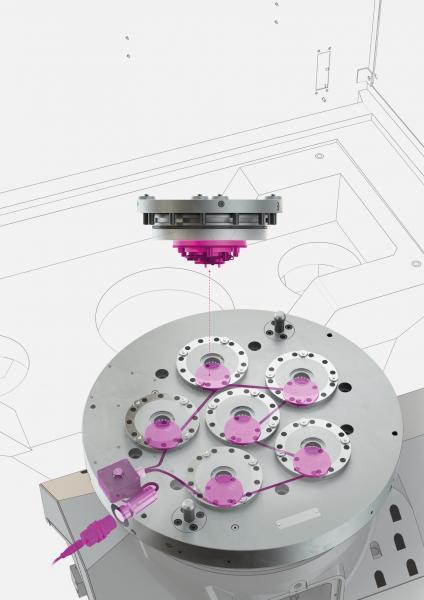 ROEMHELD zeigt auf der EMO innovative Werkstück-Spanntechnik