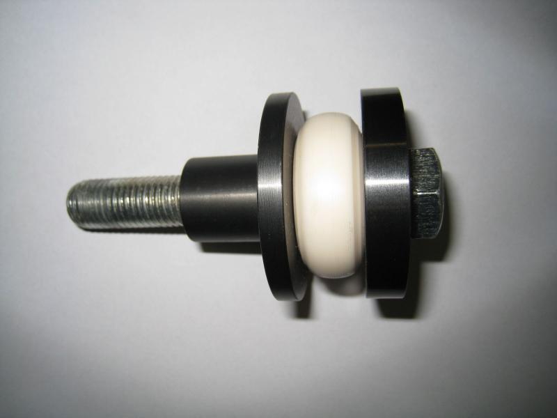 ACE bietet Dämpfungselemente aus Co-Polyester Elastomer in vielen Varianten. Kundenspezifische, kostengünstige Lösungen für Presswerkzeuge beim Blechumformen sind in Form des abgebildeten TUBUS-Spezial-Niederhalterdämpfers entstanden