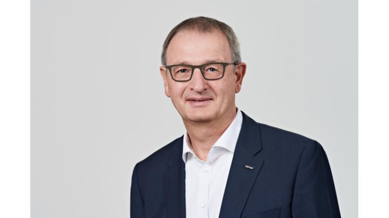 Dr. Wilfried Schäfer, Geschäftsführer VDW (Verein Deutscher Werkzeugmaschinenfabriken e.V.)