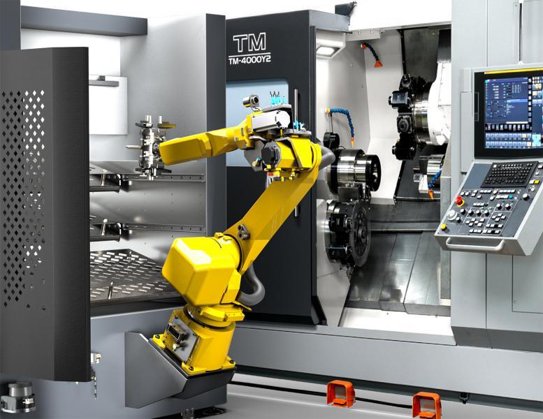Abgestimmt auf die individuellen An¬for¬der¬ungen unserer Kunden, entwickelt Lerinc universelle Roboterlösungen für fast alle Produktionsbereiche die sich durch große Flexibilität und einfache Handhabung auszeichnen.