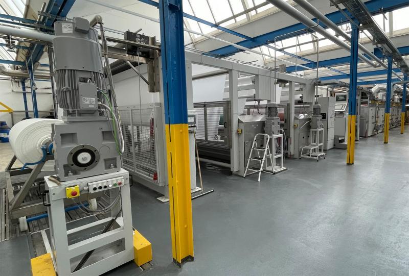 WEIDMANN and BRÜCKNER set new standards in stenter technology