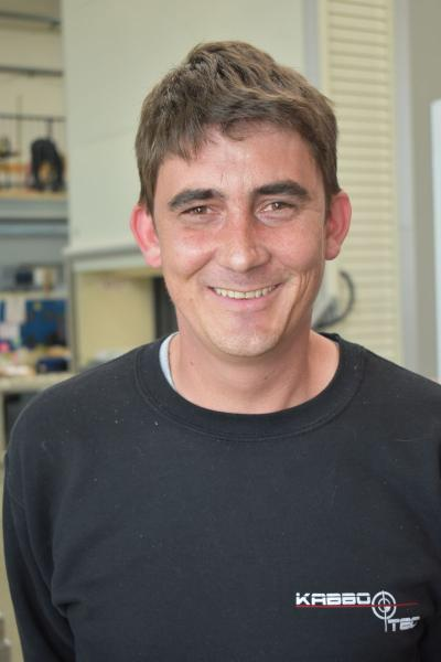 Firmenchef Christian Karbach, Kabbo-Tec GmbH