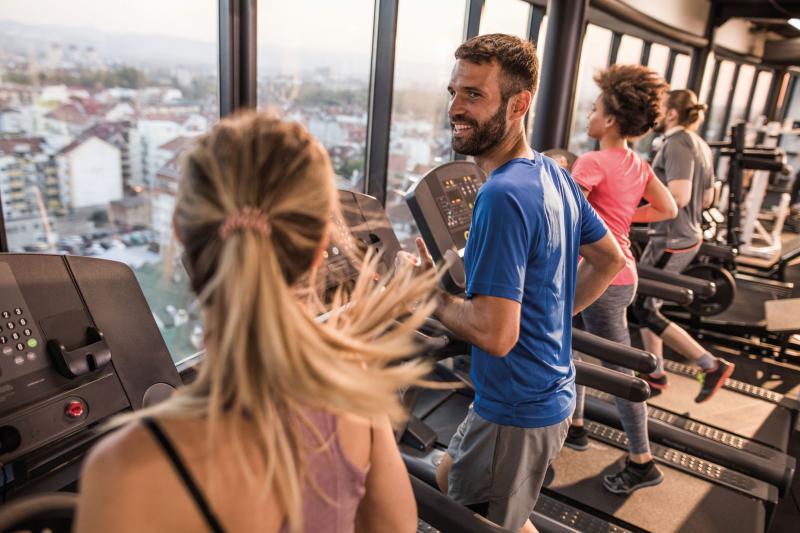 Körperliche Fitness hat viele Vorteile: Für CERATIZIT-Mitarbeiter wird es nun noch einfacher, gesünder zu leben!