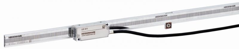 Offen und absolut unkompliziert: Das neue LIC 2100-Längenmessgerät von HEIDENHAIN.